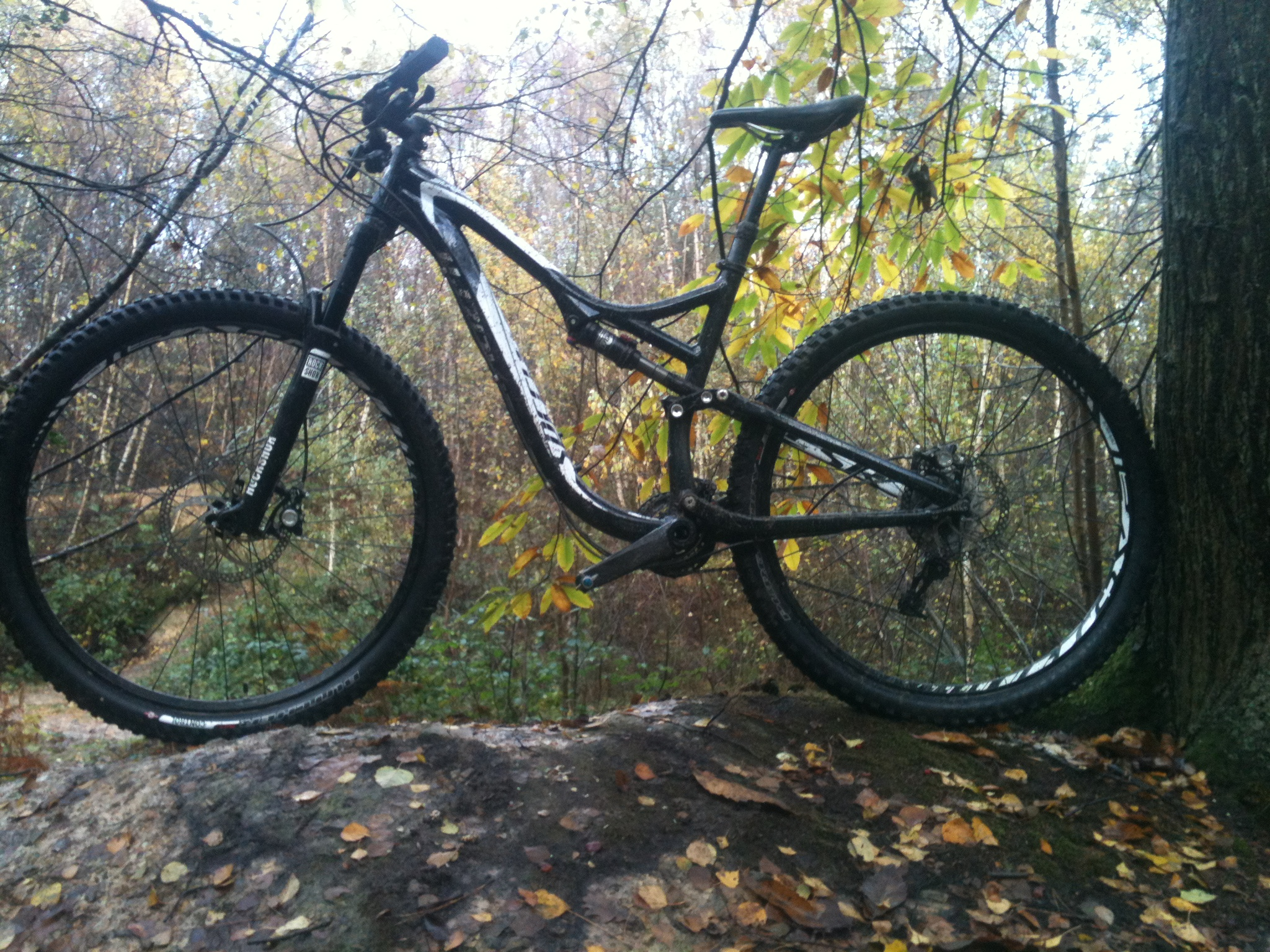 Specialized Stump Jumper Fsr Comp Evo 29er